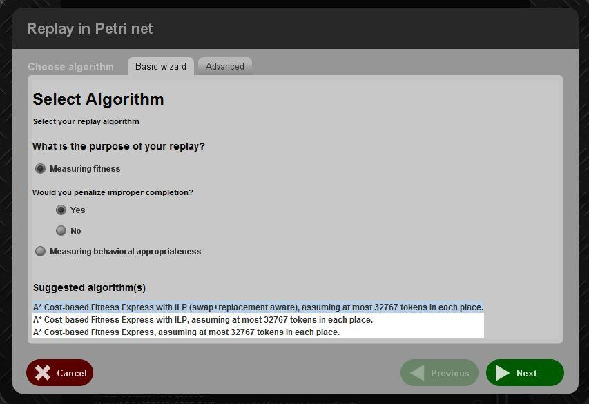 Discover petri net with ilp in prom for mac download