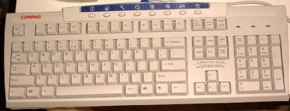 Driver for Compaq Presario 721AU Notebook Easy Access Keyboard 4-Button