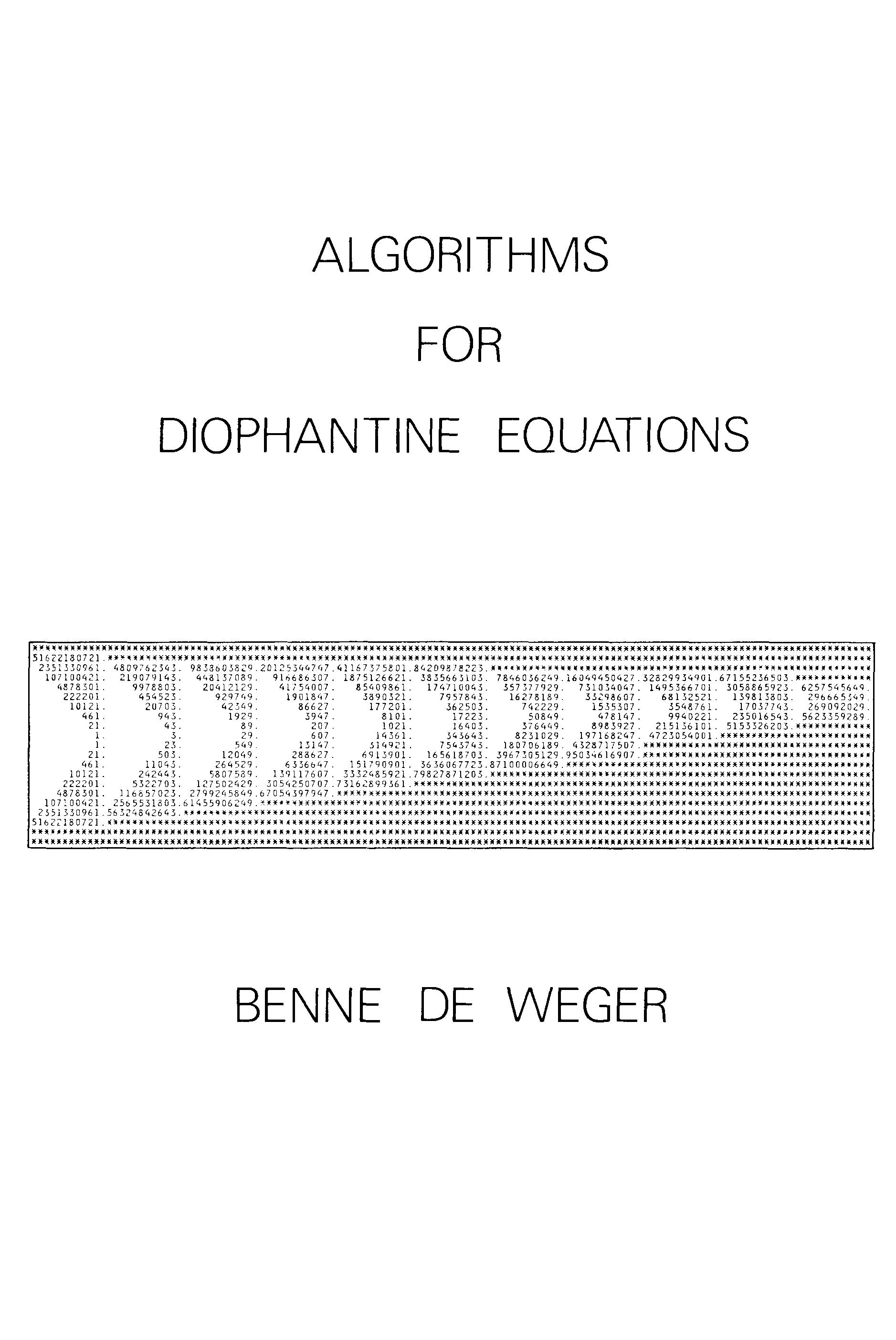 P q theory phd thesis