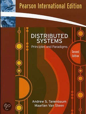 Architecture Of Distributed Systems 2imn10